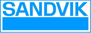 logo SANDVIK - ESAB - EXATON Lyonnaise de Soudage